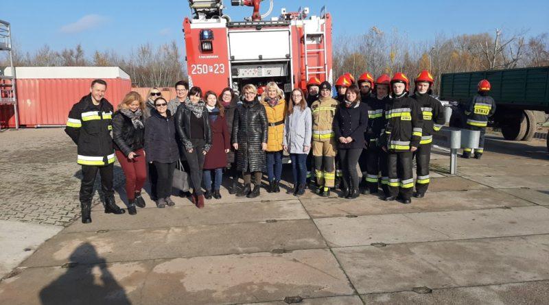 Spotkanie dla doradców w Szkole Aspirantów PSP w Poznaniu 14.11.2019r.