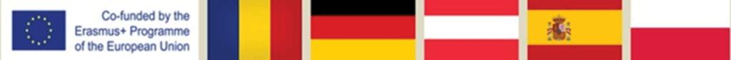TOTVET-flagi państwa uczestników projektu
