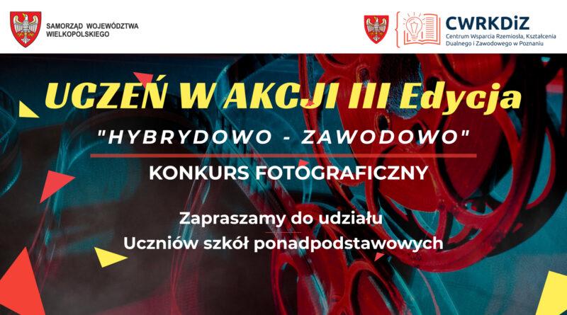 UCZEŃ W AKCJI III edycja – PODSUMOWANIE